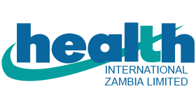 Health International Zambia Logo